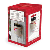 Candle Warmers Snowman Plug-In Fragrance Warmer Gift Set