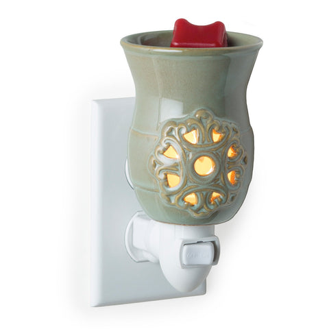 Candle Warmers Medallion Plug-In Fragrance Warmer