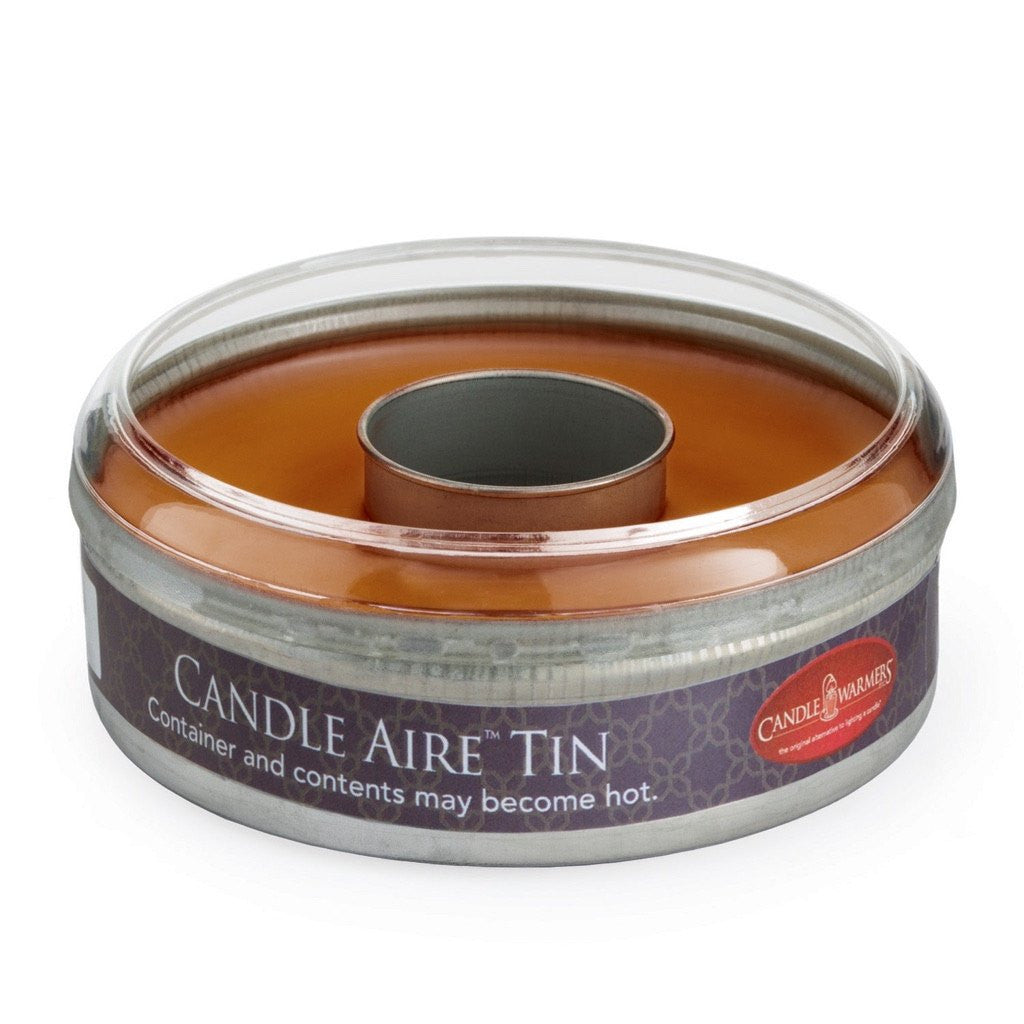 Candle Warmers Pumpkin Spice Candle Aire Tin - 4 oz.