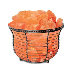 Himalayan Salt Lamp Baskets