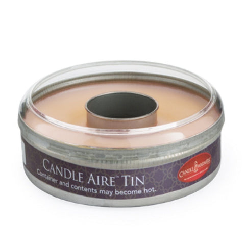 Candle Warmers Spiced Vanilla Chai Candle Aire Tin - 4 oz.