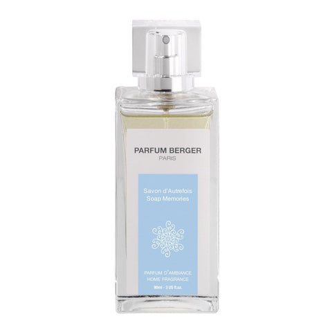 Parfum Berger Soap Memories Fragrance Room Spray 90 ml