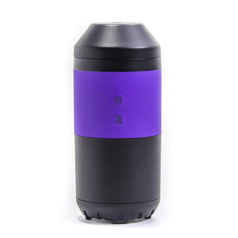 ZAQ Tour LiteMist Essential Oil Diffuser - Black/Purple