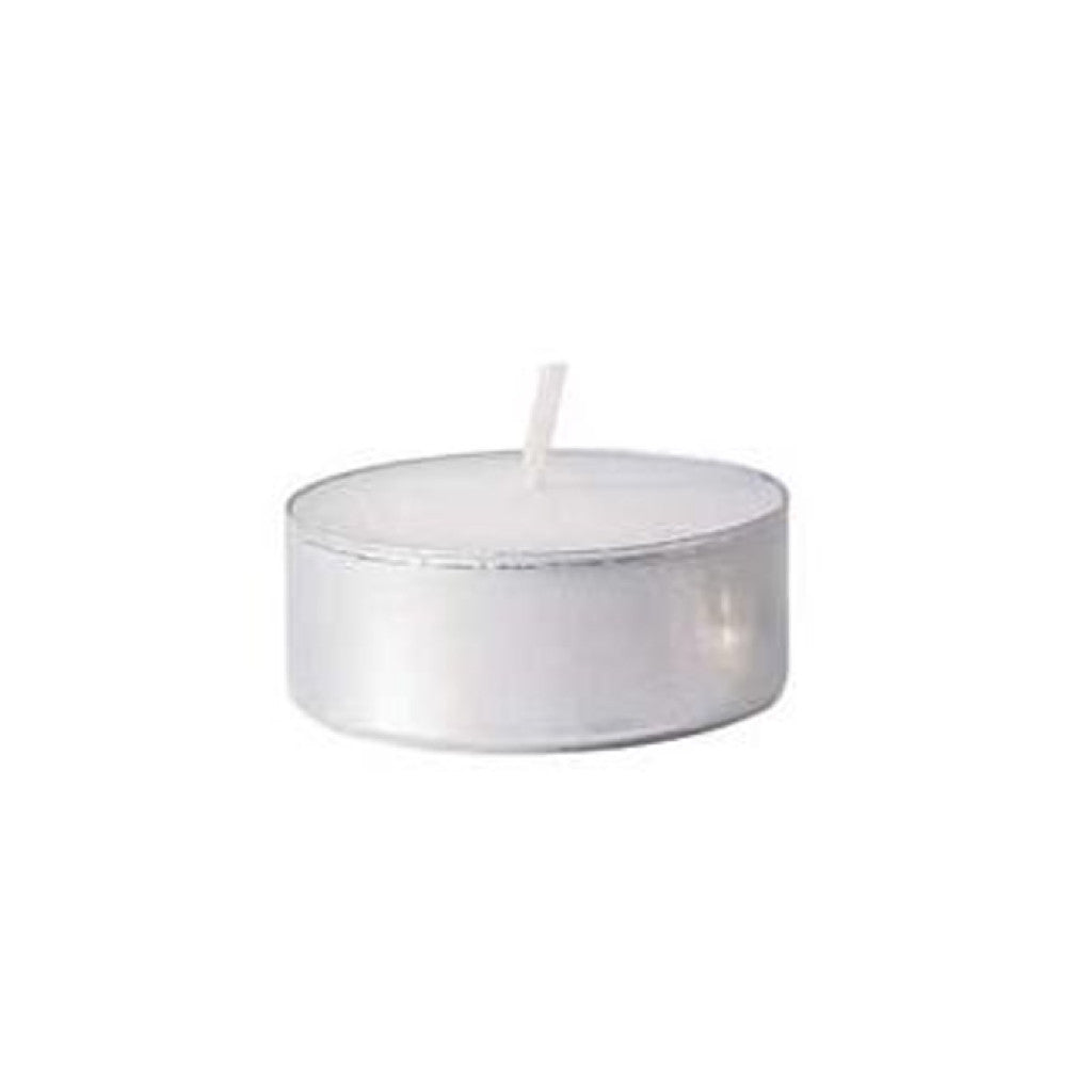 Virginia Candle Unscented Tealight - Single