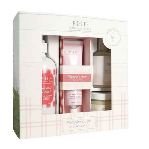 FarmHouse Fresh Whoopie Deluxe Boxed Gift Set