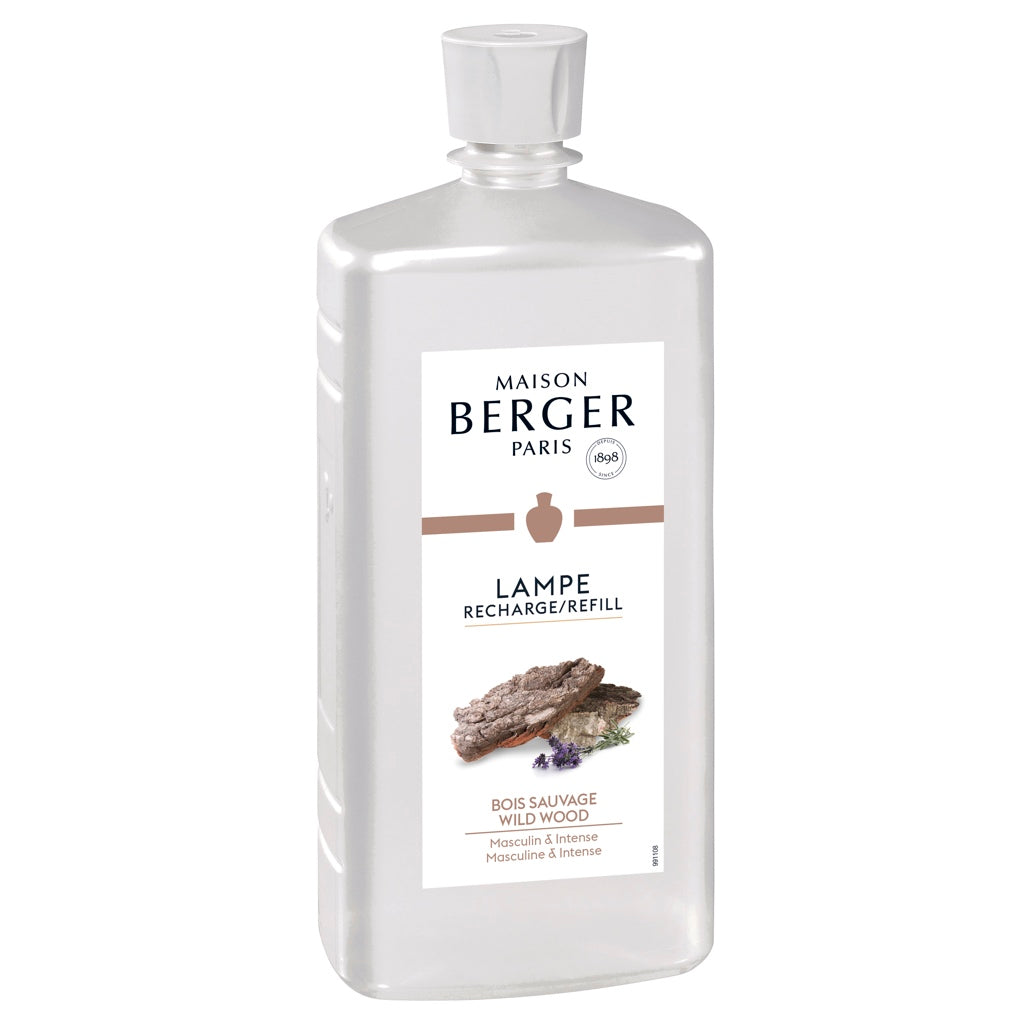 Lampe Berger Wild Wood Fragrance Oil 1 Liter