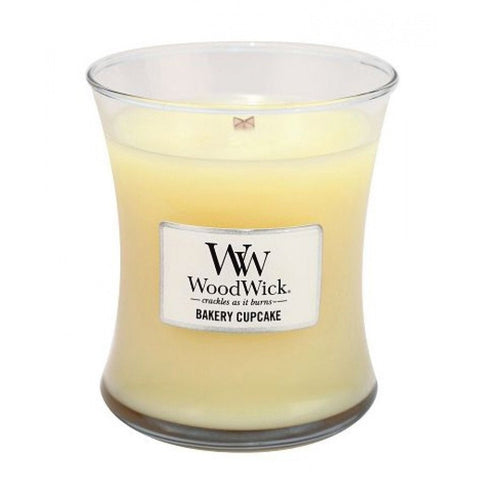 WoodWick Bakery Cupcake Medium Jar Candle 10 oz.