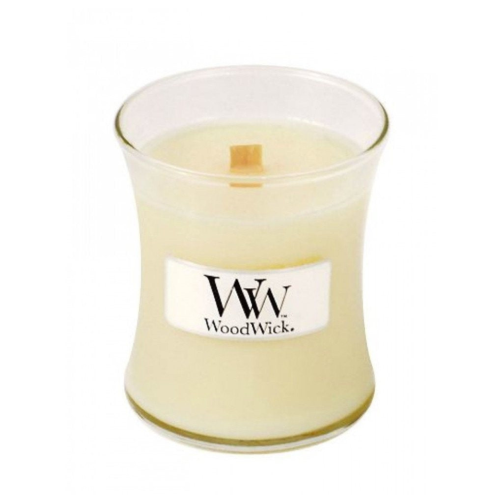 WoodWick Vanilla Bean Mini Jar Candle 3 oz.