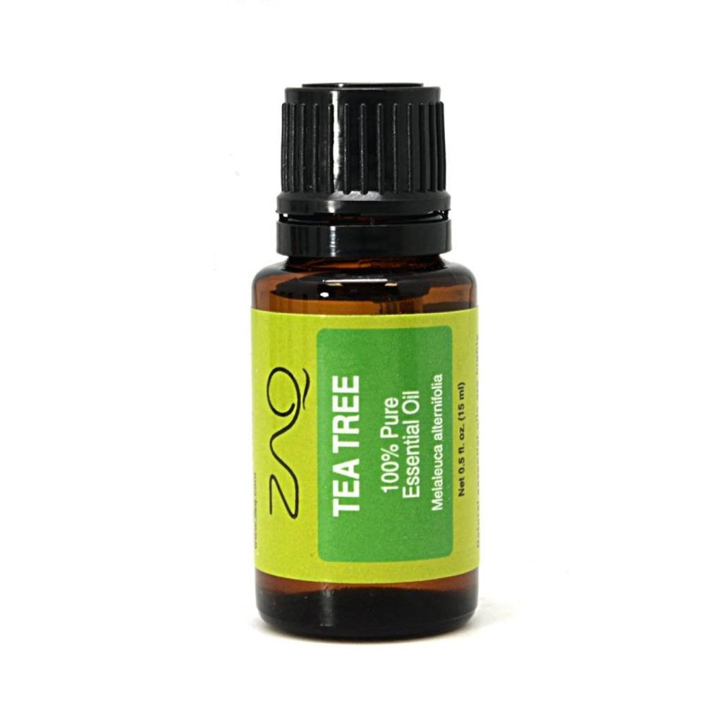 ZAQ Tea Tree Pure Essential Oil 15 ml