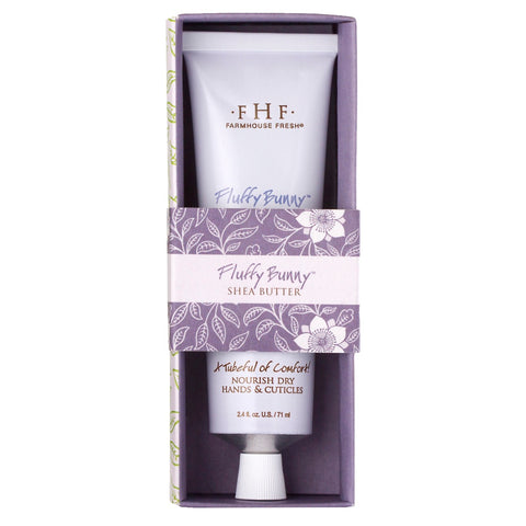 FarmHouse Fresh Fluffy Bunny Shea Butter Hand Cream 2.4 oz.