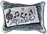 Music Pillow (Lynn N. Parker)