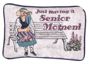 Im Having A Senior Moment Pillow