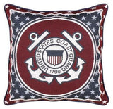 Coast Guard Pillow