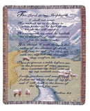 23Rd Psalm Gift To Remember Throw