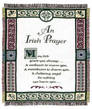 An Irish Prayer 2 1/2 Layer Mid-Size Throw