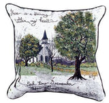 How Great Thou Art Pillow