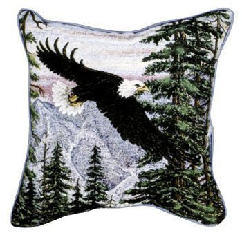 Majestic Flight Pillow