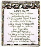 Lords Prayer Mid-Size 2 1/2 Layer Throw