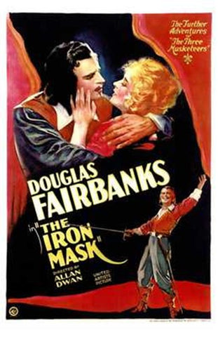 The Iron Mask Movie Poster Print