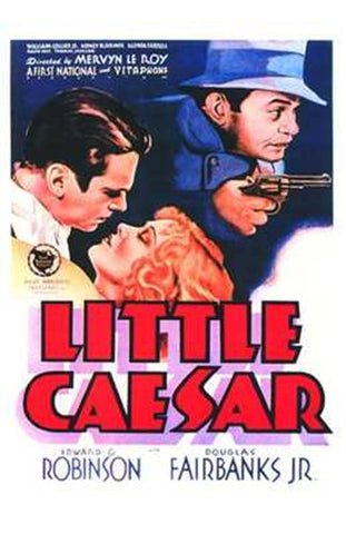 Little Caesar Movie Poster Print