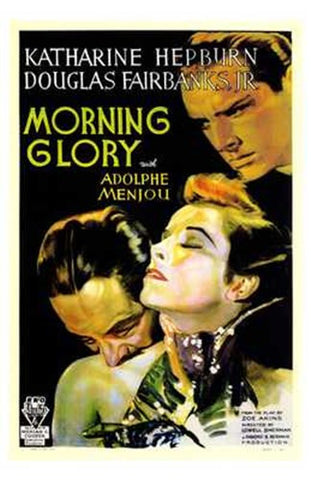 Morning Glory Movie Poster Print