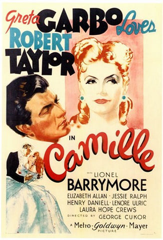 Camille Movie Poster Print