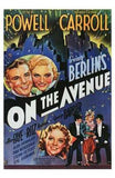 on the Avenue Movie Poster Print