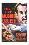 Charlie Chan's Murder Cruise Movie Poster Print
