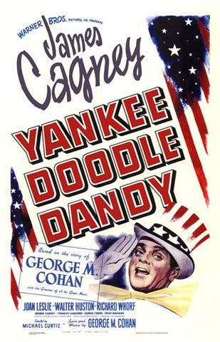 Yankee Doodle Dandy Movie Poster Print