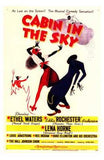 Cabin in the Sky Movie Poster Print
