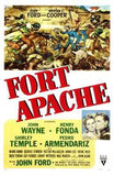 Fort Apache Movie Poster Print