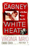White Heat Movie Poster Print