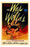 The War of the Worlds Movie Poster Print