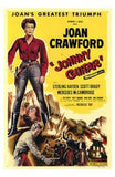 Johnny Guitar Movie Poster Print