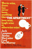 The Apartment Movie Poster Print