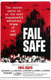Fail Safe Movie Poster Print