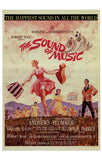 The Sound of Music Movie Poster Print