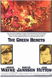 Green Berets Movie Poster Print