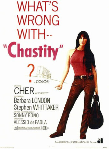 Chastity Movie Poster Print