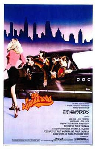 The Wanderers Movie Poster Print
