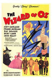 The Wizard of Oz Movie Poster Print