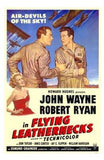 Flying Leathernecks Movie Poster Print