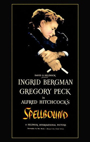Spellbound Movie Poster Print