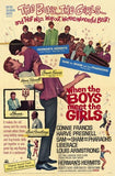 When the Boys Meet the Girls Movie Poster Print