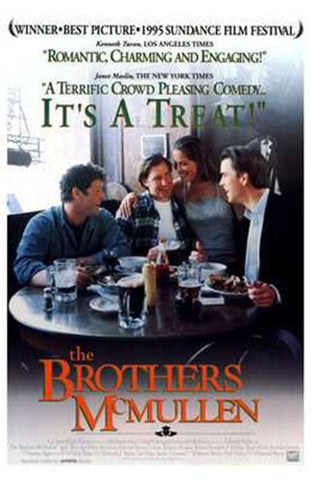 The Brothers Mcmullen Movie Poster Print