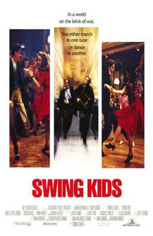Swing Kids Movie Poster Print