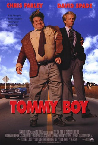 Tommy Boy Movie Poster Print