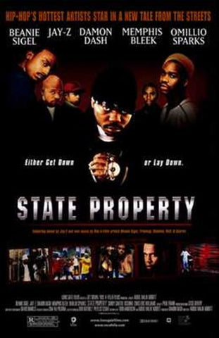 State Property Movie Poster Print