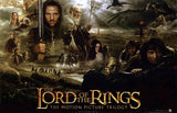 Lord of the Rings: Fellowship of the Ring Movie Poster Print