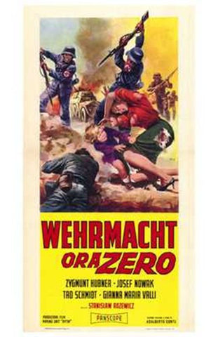 Westerplatte Movie Poster Print